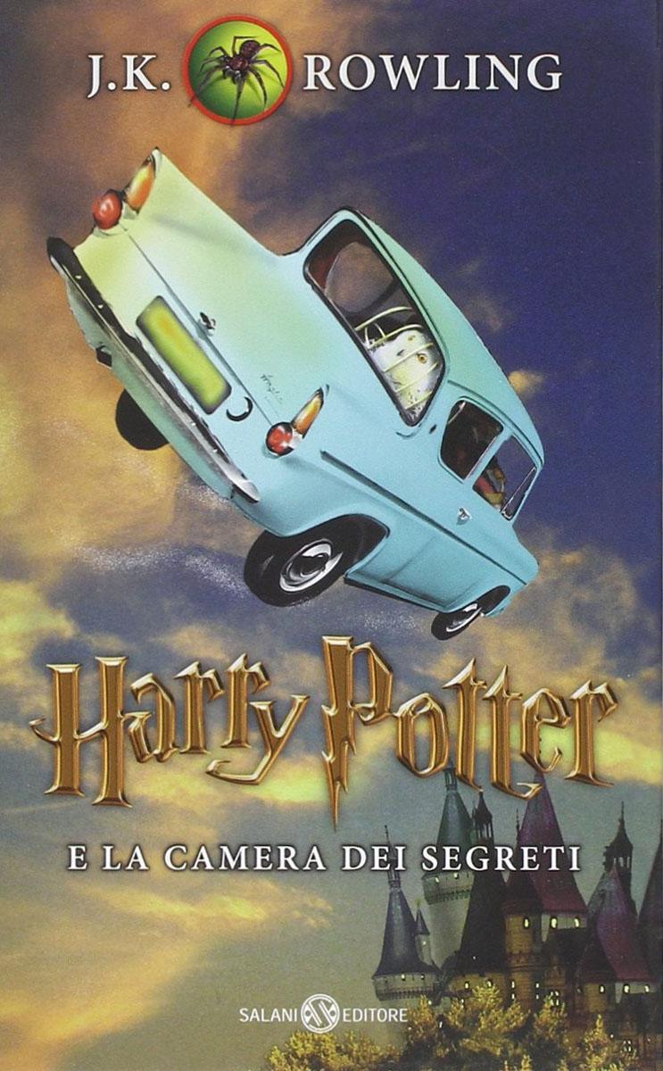 Harry Potter e la Camera dei Segreti harry potter y la piedra filosofal