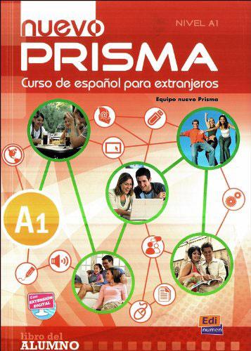 Nuevo Prisma: A1: Student Book