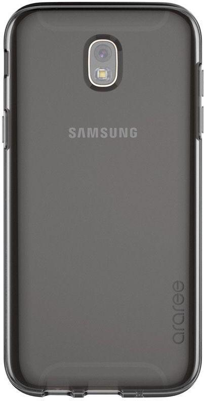 Araree J-cover чехол для Samsung Galaxy J7 (2017), BlackAR20-00243BЧехол-накладка Araree J-cover для Samsung Galaxy J7 (2017) обеспечивает надежную защиту корпуса смартфона от механических повреждений и надолго сохраняет его привлекательный внешний вид. Накладка выполнена из высококачественного материала, плотно прилегает и не скользит в руках. Чехол также обеспечивает свободный доступ ко всем разъемам и клавишам устройства.