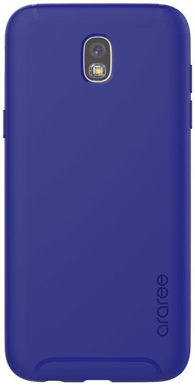 Araree Airfit Lite чехол для Samsung Galaxy J5 (2017), BlueAR20-00255CЧехол-накладка Araree Airfit Lite для Samsung Galaxy J5 (2017) обеспечивает надежную защиту корпуса смартфона от механических повреждений и надолго сохраняет его привлекательный внешний вид. Накладка выполнена из высококачественного материала, плотно прилегает и не скользит в руках. Чехол также обеспечивает свободный доступ ко всем разъемам и клавишам устройства.