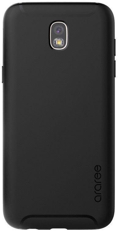 Araree Airfit Lite чехол для Samsung Galaxy J7 (2017), BlackAR20-00256BЧехол-накладка Araree Airfit Lite для Samsung Galaxy J7 (2017) обеспечивает надежную защиту корпуса смартфона от механических повреждений и надолго сохраняет его привлекательный внешний вид. Накладка выполнена из высококачественного материала, плотно прилегает и не скользит в руках. Чехол также обеспечивает свободный доступ ко всем разъемам и клавишам устройства.