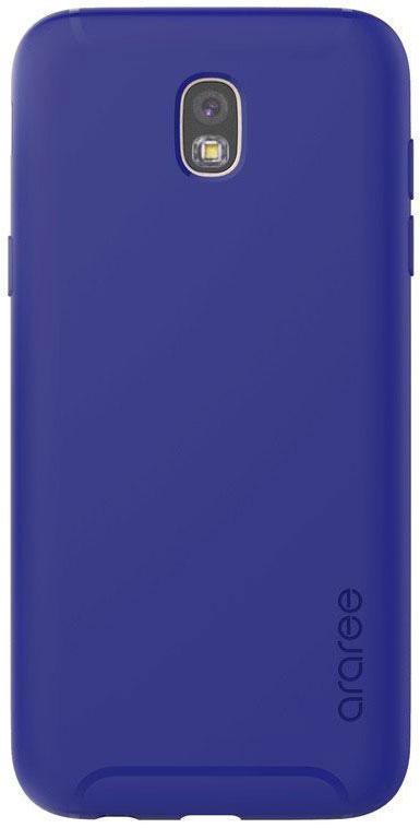 Araree Airfit Lite чехол для Samsung Galaxy J7 (2017), BlueAR20-00256CЧехол-накладка Araree Airfit Lite для Samsung Galaxy J7 (2017) обеспечивает надежную защиту корпуса смартфона от механических повреждений и надолго сохраняет его привлекательный внешний вид. Накладка выполнена из высококачественного материала, плотно прилегает и не скользит в руках. Чехол также обеспечивает свободный доступ ко всем разъемам и клавишам устройства.