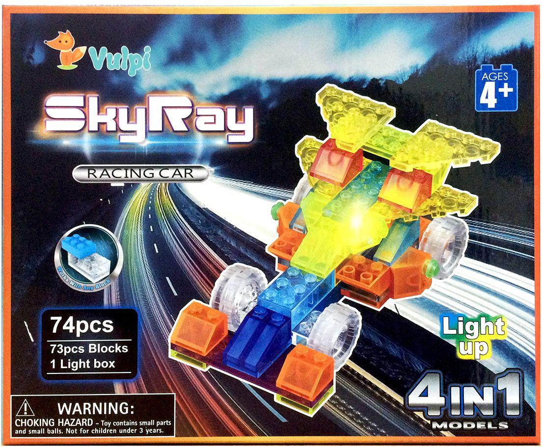 Sky Ray Конструктор Гонка рейсеров 4 в 1