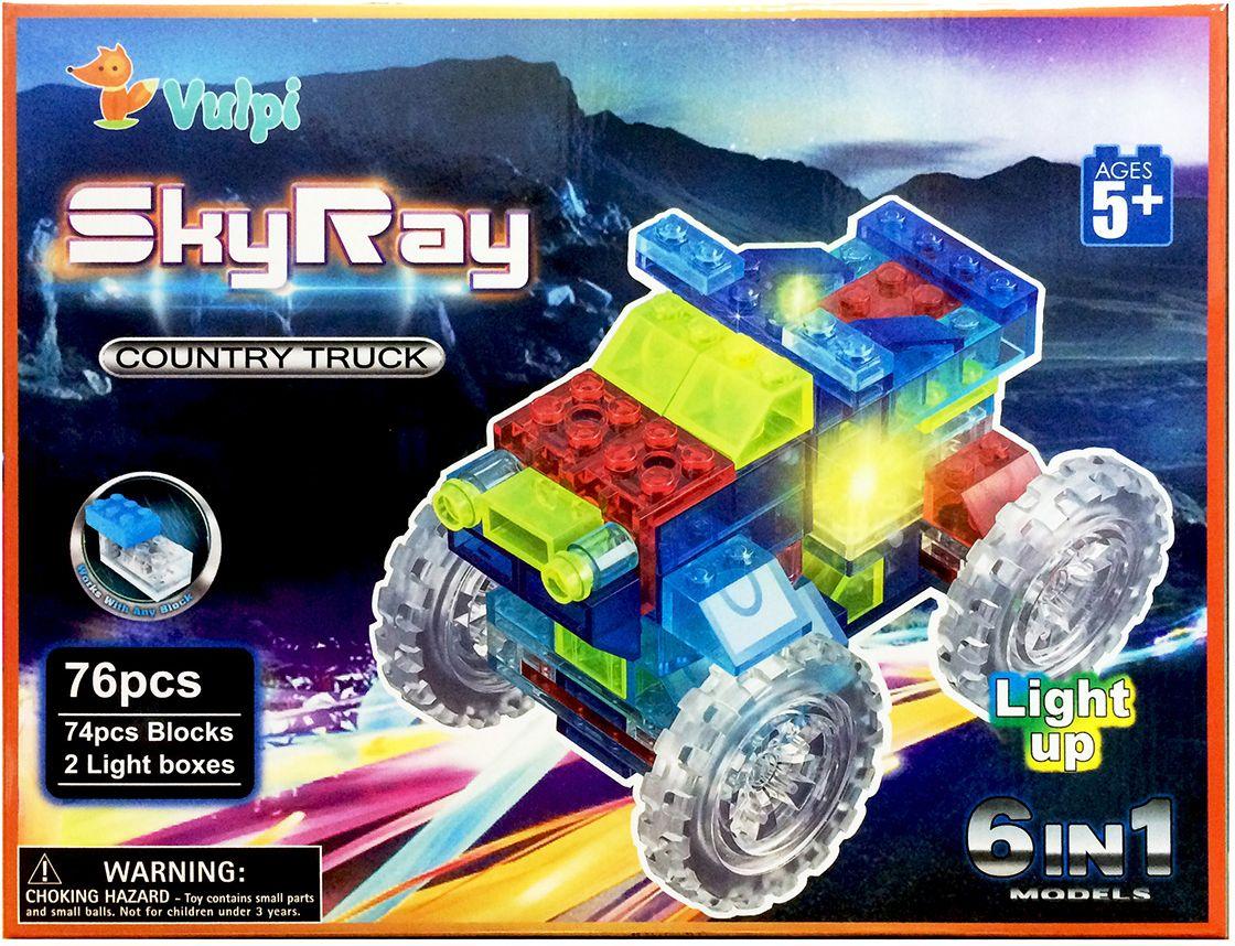 Sky Ray Конструктор Внедорожник 6 в 1