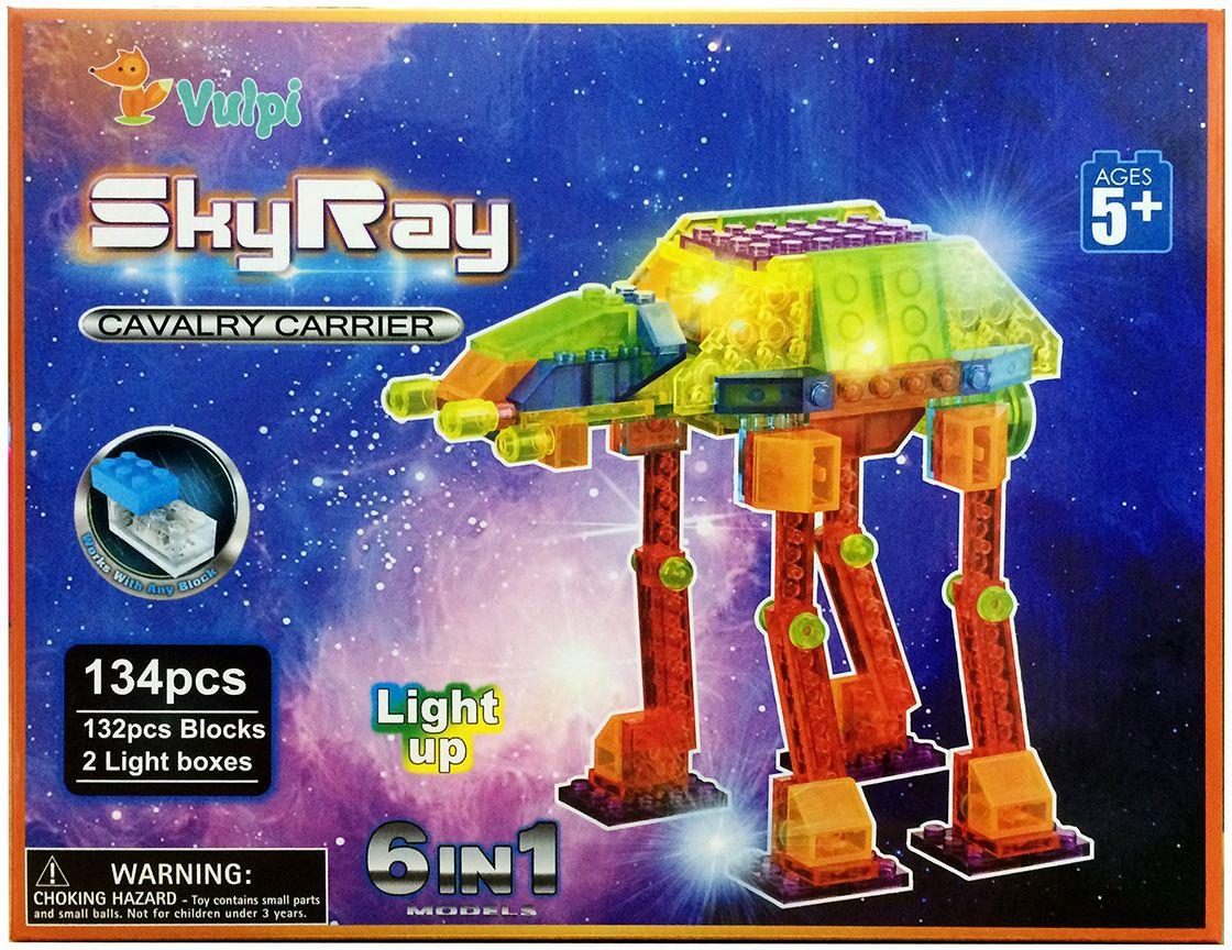 Sky Ray Конструктор Космические аппараты 6 в 1
