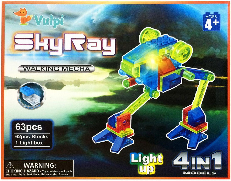 Sky Ray Конструктор Марсоход 4 в 1