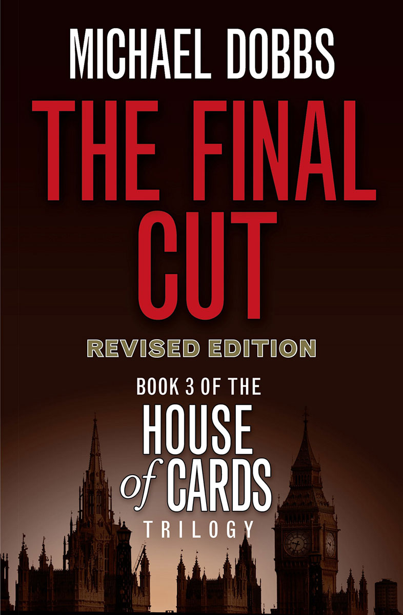 The Final: Book 3 of the House of Cards Trilogy driven to distraction