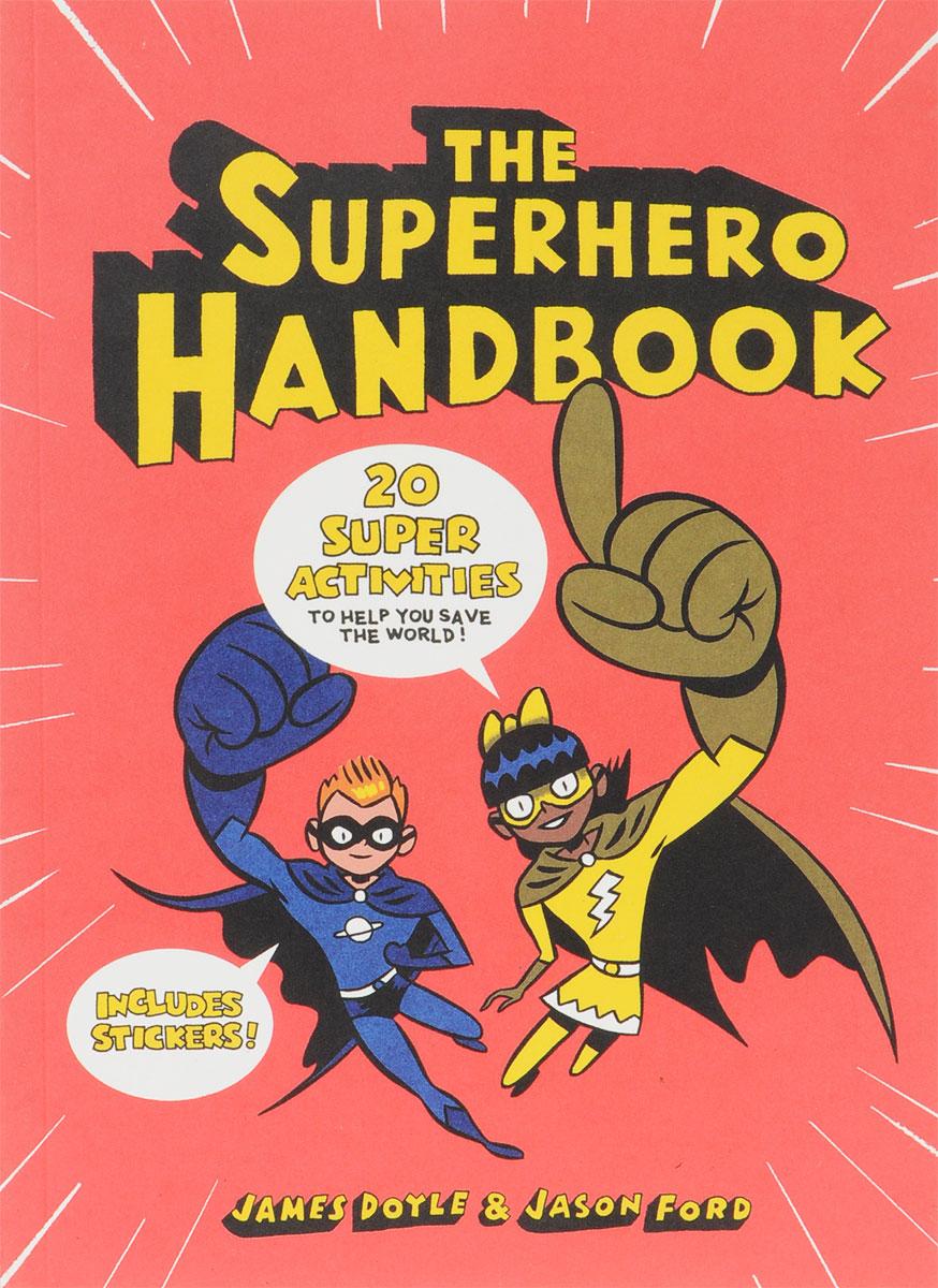 The Superhero Handbook help your baby talk