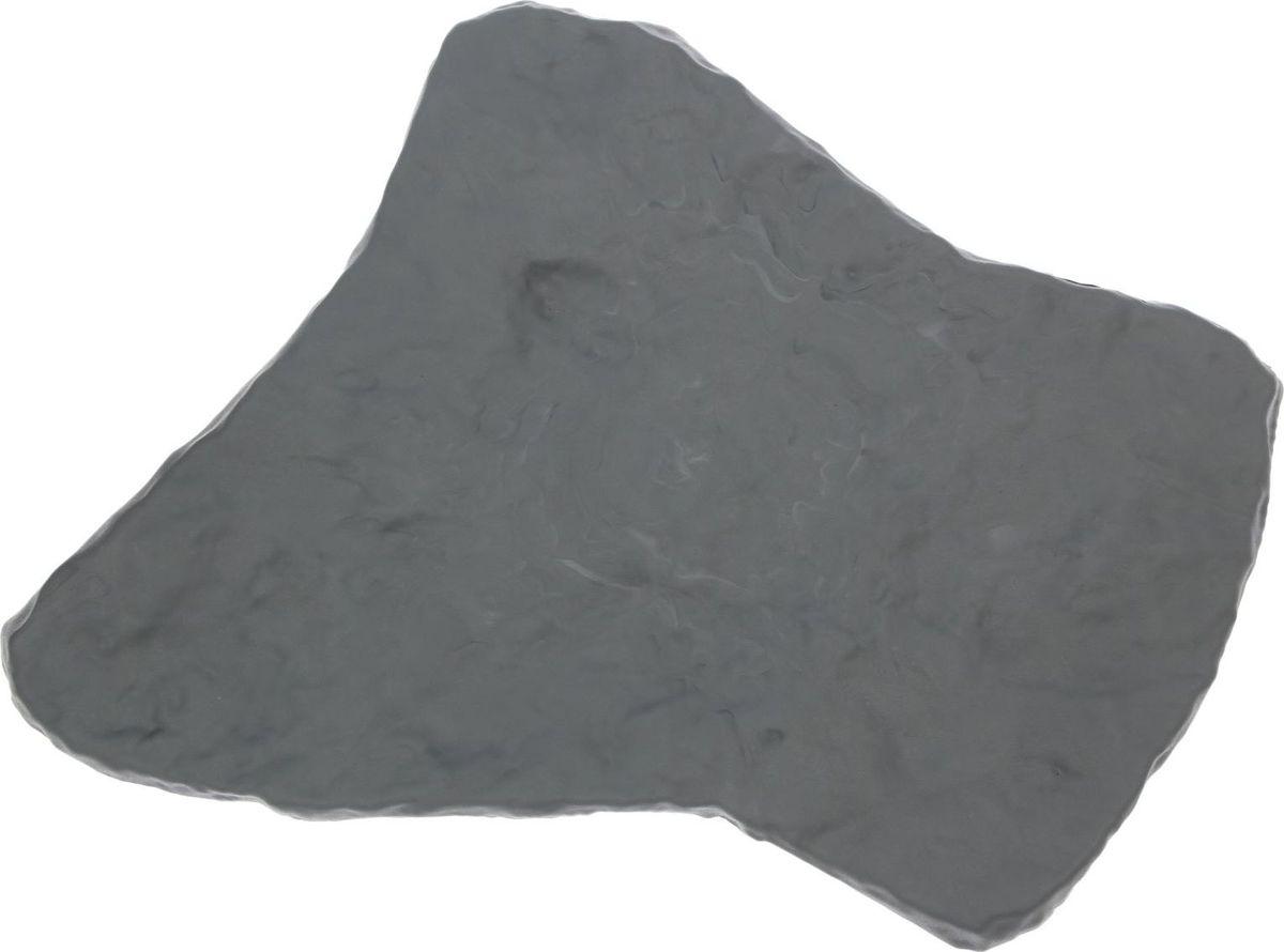 Плитка садовая Sima-land, цвет: серый гранит, 55 х 42 см2144349Плитка садовая Sima-land, имитирующая камень, выполнена из пластика. Изделие отличается прочностью, износостойкостью и практичностью. Предназначено для укладки садовых дорожек.