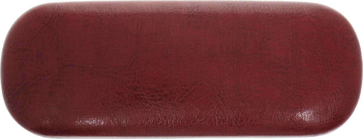Proffi Home Футляр для очков Fabia Monti, 5,5х16 см, цвет: красный