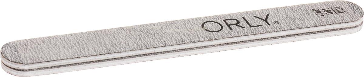 ORLY Набор двухсторонних пилок Zebra Foam Board с абразивом 100/180 ед., в наборе 2 шт23575-1Пилка двухсторонняя с абразивом 100/180 ед. является универсальной. Стороной абразивом 180ед. придавайте форму натуральным ногтям. Обратной стороной абразивом 100ед. пользуйтесь для искусственных ногтей и убирайте жёсткую кожицу на боковых валиках рядом с краем ногтя. Особенности применения: 1. Подбирайте пилку по типу ногтей: чем абразивность выше, тем пилка мягче, а значит меньше вероятность повредить ногти. 2. Для натуральных ногтей выбирайте пилку абразивом выше 180ед. 3. Старайтесь, чтобы движения пилки были в направлении от края к центру ногтя. Способ применения: Пилка имеет две рабочие стороны с разной степенью жесткости. Абразив 100 ед. позволяет быстро и просто придать форму искусственным ногтям, а рабочая сторона с абразивом 180 ед. поможет сделать безупречным свободный край. Состав: абразивная бумага, пенополистирол.