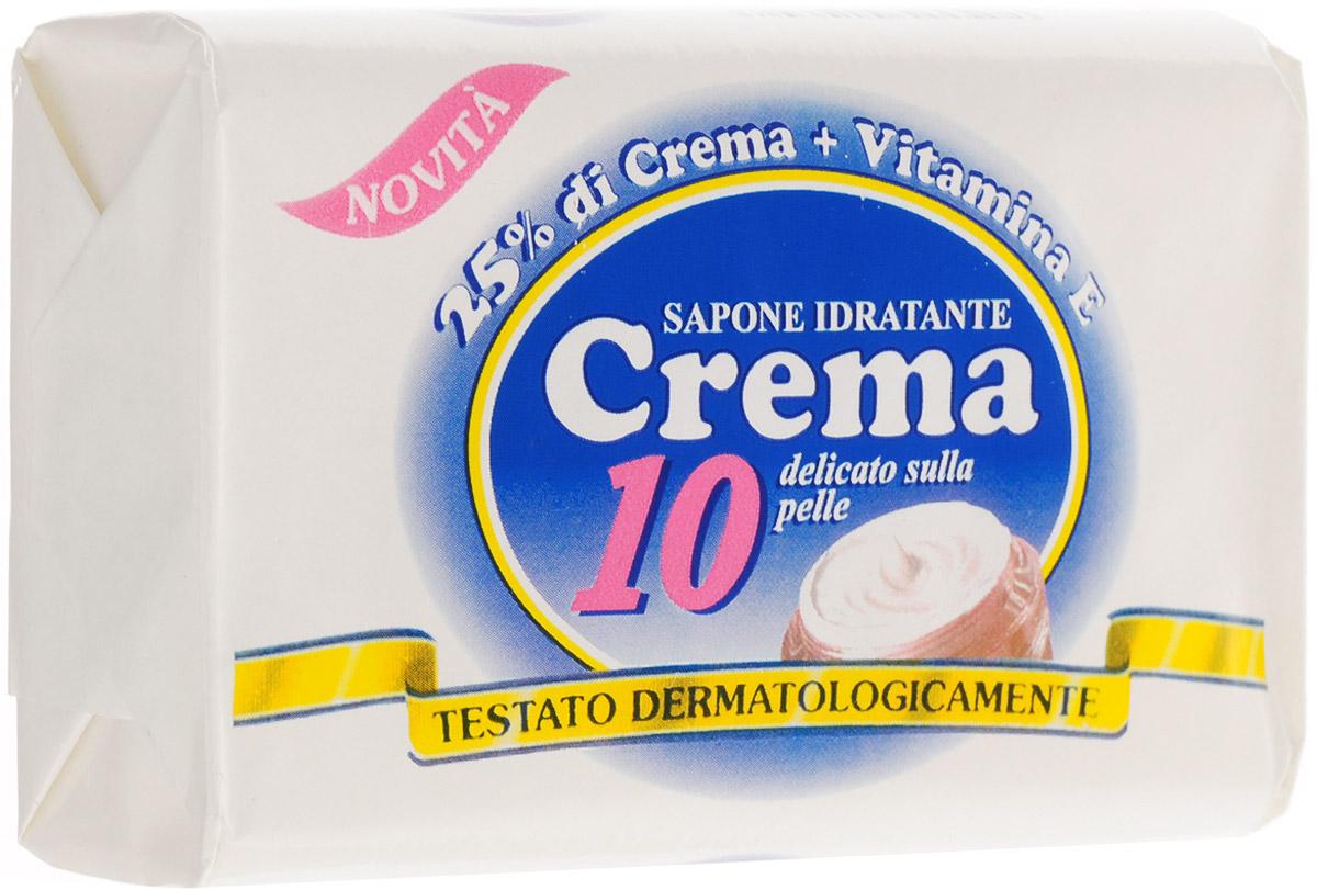 Nesti Dante Мыло Crema 10 Крем-мыло, 100 г1601124Крем-мыло, произведенное в Италии, предназначено для кожи чувствительного типа. Оно очищает кожу и препятствует образованию шелушения и зуда. Кремовая текстура NESTI DANTE Delicate Crema 10 Soap способствует эффекту увлажнения и смягчения. Мыло комплексно ухаживает за кожей, делая ее мягкой и бархатистой. Благодаря этому ощущение свежести остается надолго.
