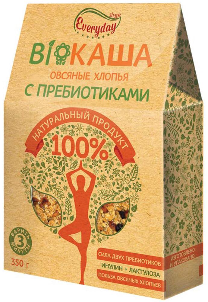 Everyday Bioкаша овсяная с пребиотиками, 350 г