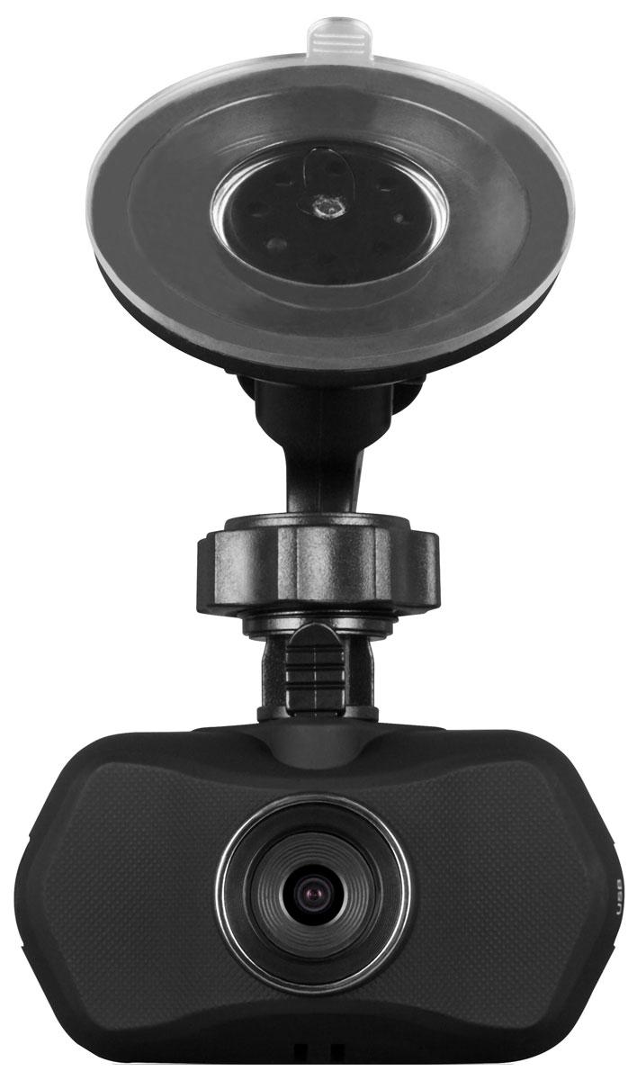 Prestigio RoadRunner 140, Black видеорегистраторPCDVRR140С новым Prestigio RoadRunner 140 вы всегда будете уверены в том, что все важные события на дороге попали в кадр.Угол обзора в 110 градусов, четырехслойное стекло объектива и четырехкратный цифровой зум обеспечивают четкое и детальное видео в формате Full HD, в то время как 12-мегапиксельная камера снимает яркие и четкие фото.Функция циклической записи гарантирует, что ваша камера не прекратит записывать видео, когда хранилище заполнится. Регистратор автоматически перезаписывает новые файлы поверх старых, так что процесс записи становится перманентным.1,5-дюймовый ЖК-экран дает возможность регулировать параметры изображения: как свет, контрастность и цвета.Снимайте с большим обзором с углом 110° и наслаждайтесь высоким оптическим качеством снимков, сделанных с помощью 12-мегапиксельной камерой с 4-слойным объективом.G-сенсор отслеживает внезапное ускорение, торможение и столкновения и автоматически блокирует важные записи, касающиеся аварийных ситуаций. Благодаря этой функции важные файлы не будут удалены при циклической записи.Устройство оснащено прогрессивной технологией обнаружения движения. В этом режиме съемка видео начинается только при обнаружении нового движения в кадре, что позволяет сохранять место на карте памяти для более длительной записи видео. Эта функция может быть очень полезна во время продолжительной парковки.Благодаря своим компактным размерам Roadrunner 140 незаметен в автомобиле.Процессор: NT96223Объем встроенной памяти: 128 МБТехнология датчика изображения: CMOS 1,4Ёмкость аккумулятора: 200 мАчДлина шнура: 3 метра.