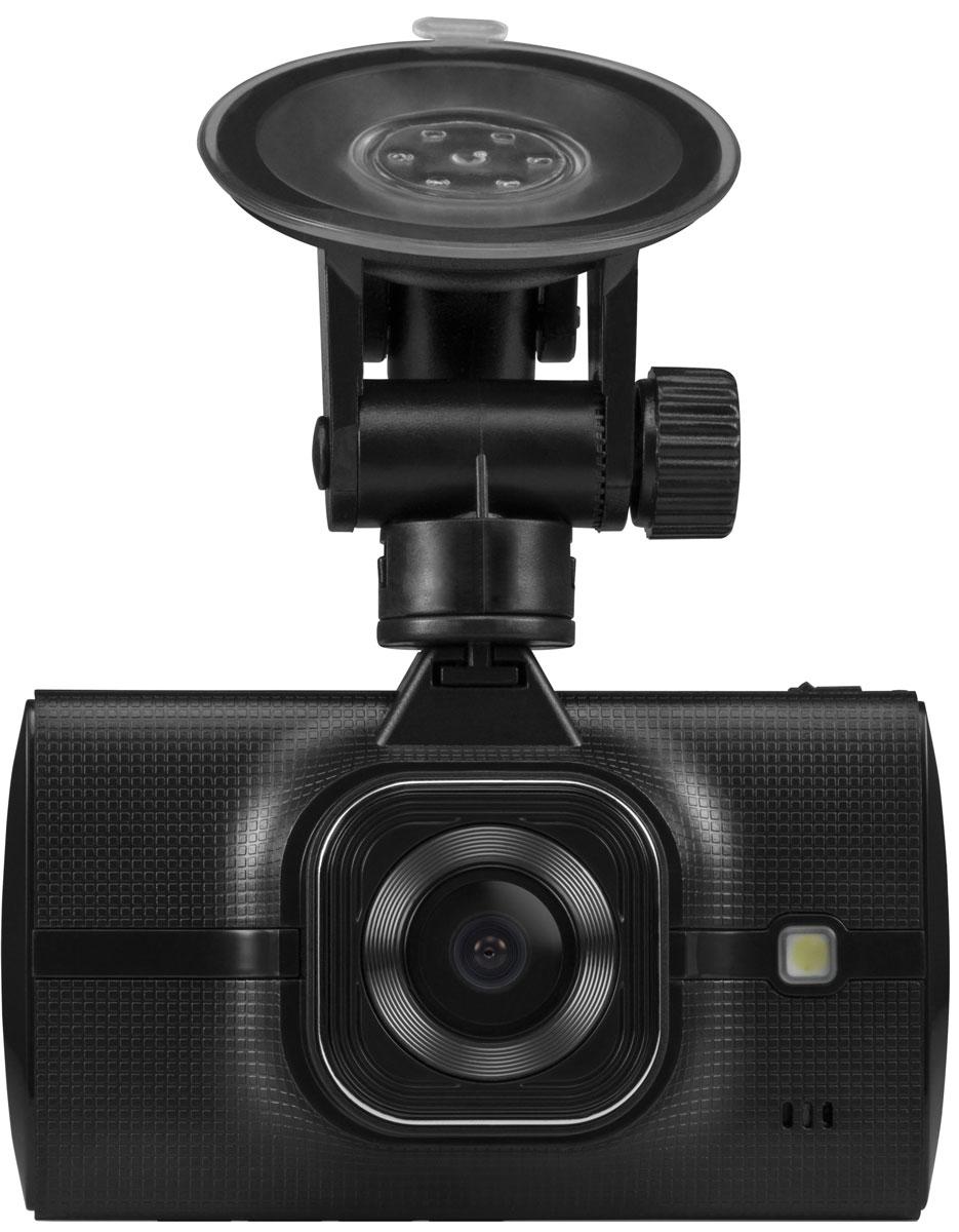 Prestigio RoadRunner 330i, Black видеорегистраторPCDVRR330IАвтомобильный видеорегистратор Prestigio RoadRunner 330i с улучшенным чипсетом NTK96223 записывает высококачественное видео Full HD и делает яркие снимки в высоком разрешении (до 12МП).Высококачественное видео с разрешением Full HD (1080p), чистым звуком и четкой картинкой позволяет увидеть все детали поездки.Циклическая система записи означает, что видеорегистратор не прекращает записывать видео, даже когда карта памяти полностью заполнена. Он автоматически начинает записывать новые файлы поверх старых, таким образом, запись ведётся непрерывно.Моментально просматривайте отснятое видео на 3-дюймовом экране. Больше нет необходимости подключать карту памяти к внешнему устройству, а значит, вы можете моментально доказать свою невиновность прямо на месте происшествия.Вы оцените по достоинству высокое оптическое качество фото, сделанных в разрешении 12 Мпикс с помощью объектива с 4 элементами резкости, а улучшенный чипсет гарантирует бесперебойную запись.Когда акселерометр фиксирует внезапное ускорение, резкое торможение или столкновение, то текущий файл, содержащий запись аварии, автоматически сохраняется и защищается от последующего удаления.Устройство оснащено прогрессивной технологией отслеживания движения -видеосъёмка начинается тогда, когда датчик фиксирует новое движение в кадре, что экономит место на карте памяти. Эта функция пригодится на парковке или при длительной стоянке.Процессор: NT96223Объем встроенной памяти: 128 МБТехнология датчика изображения: CMOS 1,4Ёмкость аккумулятора: 200 мАч