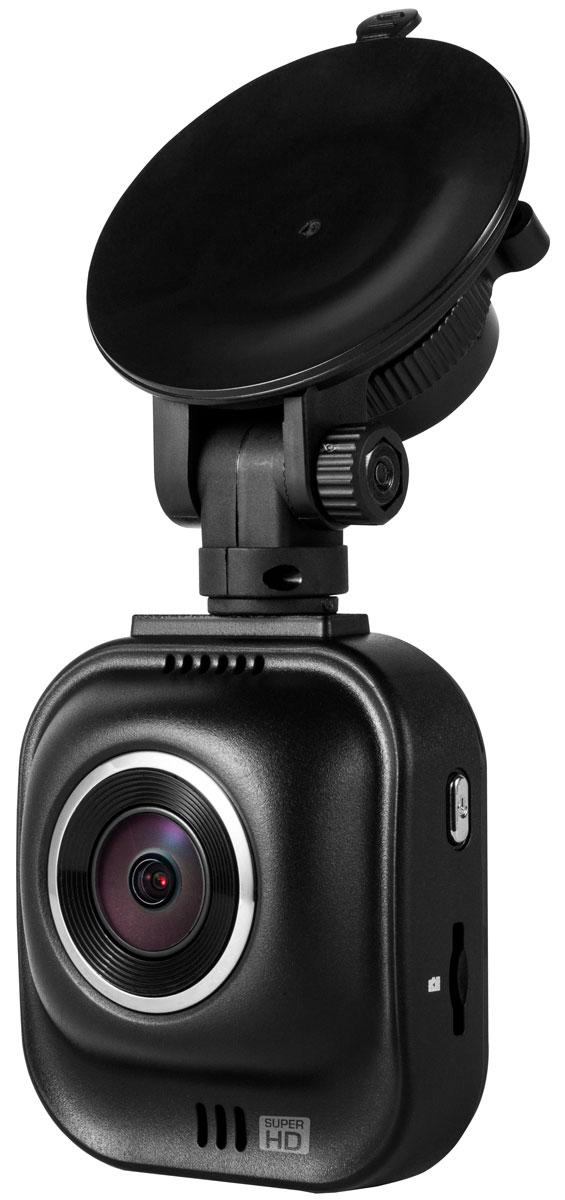 Prestigio RoadRunner 585, Black видеорегистраторPCDVRR585Первоклассные технические характеристики RoadRunner 585 и дополнительные защитные функции выводят безопасность водителя на качественно новый уровень.Качество видео просто отличное – чипсет Ambarella A7 обеспечивает разрешение Super HD. RoadRunner 585 снимает каждую деталь даже в условиях низкой освещенности благодаря технологии HDR.2.0-дюймовый экран с высоким разрешением достаточно яркий для комфортного просмотра фото и видео.Широкий угол обзора в 160 градусов позволяет охватывать большое пространство, а с помощью 16-мегапиксельной камеры можно делать фотоснимки высокого качества.Эта функция увеличивает безопасность вождения, предупреждая водителя о движении перед машиной. Это пригодится на светофорах и при выезде из парковки.Теперь вы не забудете включить фары, когда начинает темнеть – устройство реагирует на ухудшение видимости и предупреждает об этом водителя.Благодаря линзе из просветленного стекла качество видео становится просто великолепным.Когда акселерометр фиксирует внезапное ускорение, резкое торможение или столкновение, то текущий файл, содержащий запись аварии, автоматически сохраняется и защищается от последующего удаления.Устройство оснащено прогрессивной технологией отслеживания движения – видеосъёмка начинается тогда, когда датчик фиксирует новое движение в кадре, что экономит место на карте памяти. Эта функция пригодится на парковке или при длительной стоянке.Процессор: Ambarella A7LA50Объем встроенной памяти: 128 МБТехнология датчика изображения: CMOS 1,3Ёмкость аккумулятора: 180 мАч
