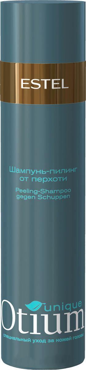 Estel Otium Unique Пилинг-шампунь от перхоти 250 мл