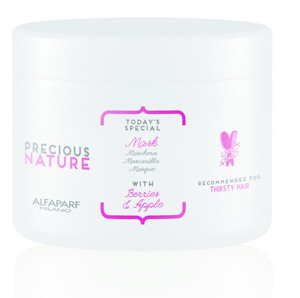 Alfaparf Precious Nature Mask for Dry and Thirsty Hair Маска для сухих волос
