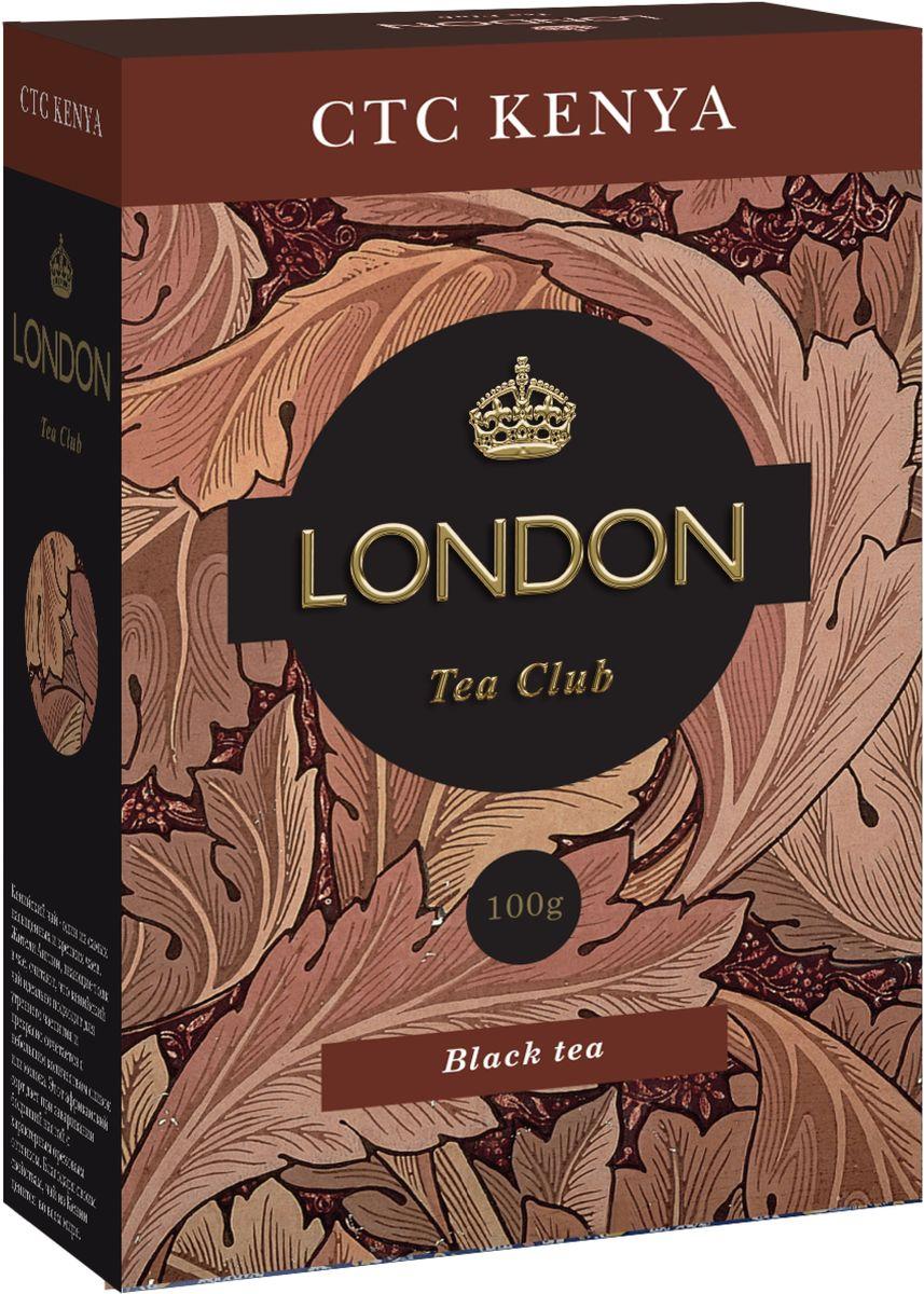 London Tea Club CTC Kenya чай черный гранулированный, 100 г4607051543270Кенийский гранулированный чай - один из самых насыщенных и крепких чаев, при заваривании дает бодрящий настой с характерным ореховым оттенком. Подходит для утреннего чаепития и прекрасно сочетается с небольшим количеством сливок и молока.