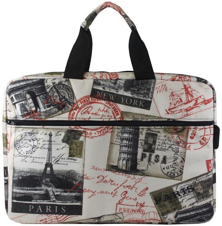 "Vivacase Voyage, Beige сумка для ноутбука 15,6"""