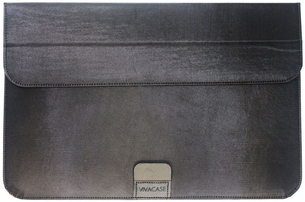 Vivacase Business, Black чехол для MacBook Air 12-13.3УТ000001641