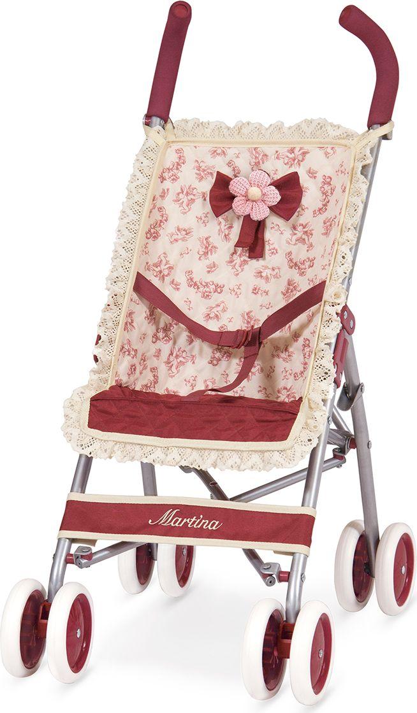 кукольная коляска трость 35 5 24 5 52 см fei li toys DeCuevas Коляска-трость для куклы Мартина