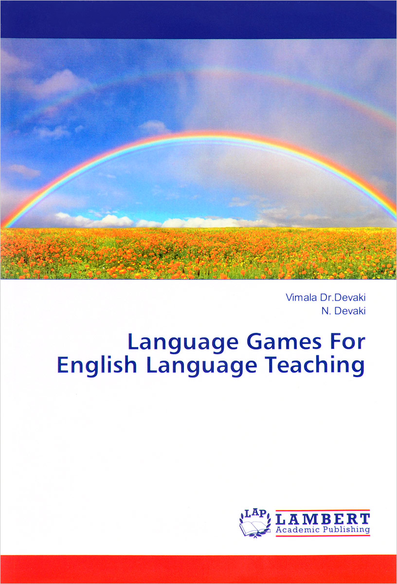Language Games For English Language Teaching