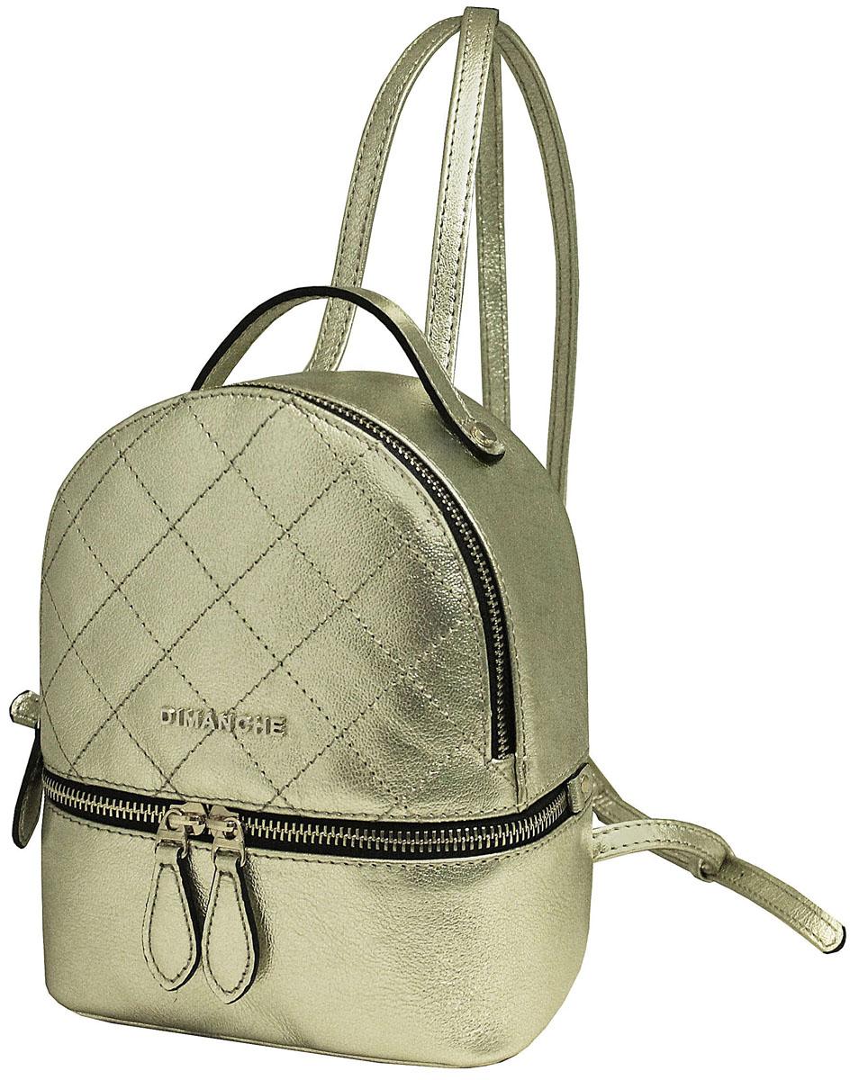 Рюкзак женский Dimanche Roxy mini, цвет: платиновый. 263/77 roxy рюкзак женский roxy strpshades