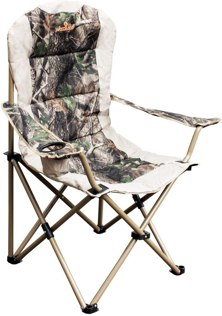 Кресло складное Woodland  Forester , 63 x 63 x 110 см - Складная и надувная мебель