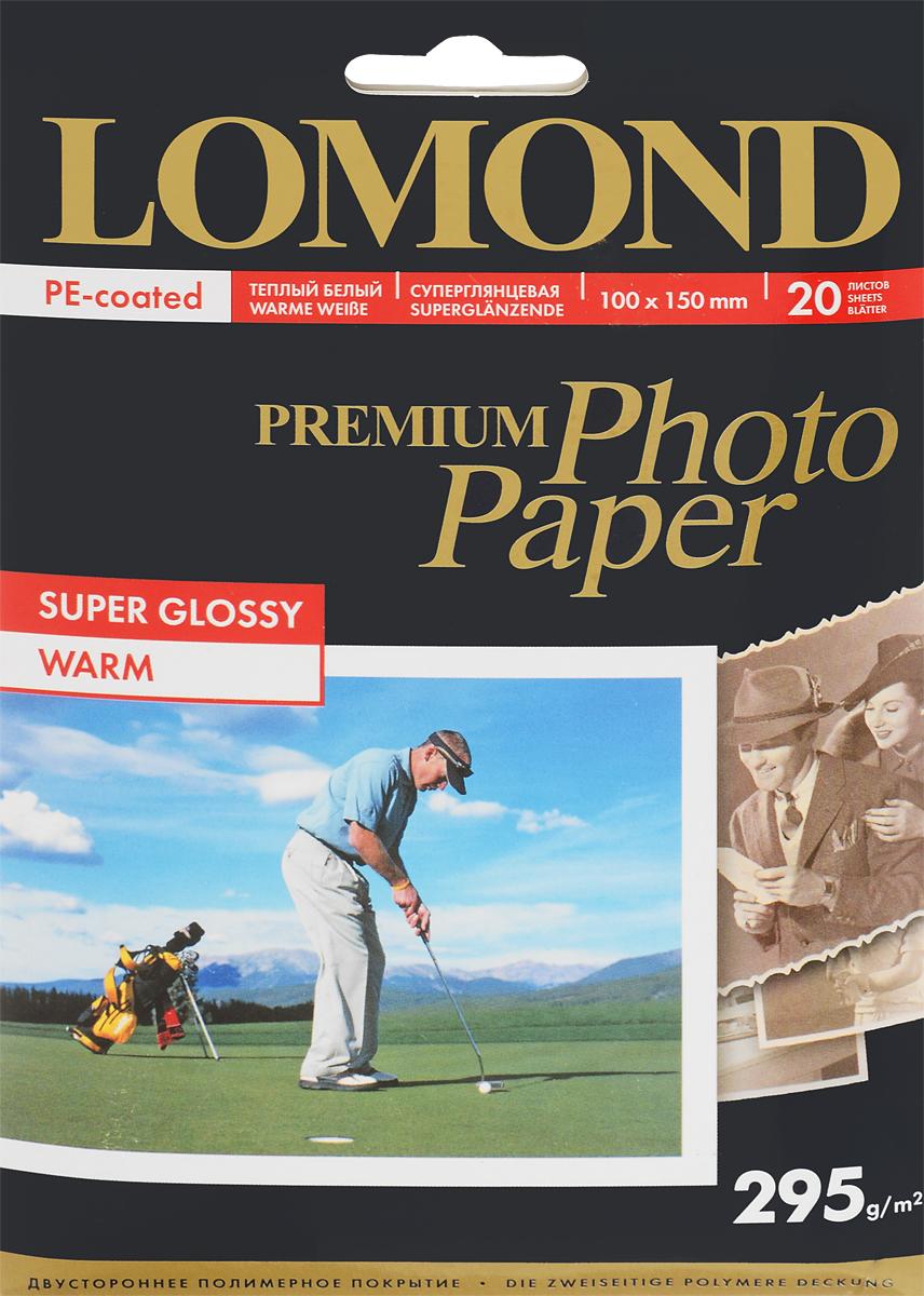 Lomond Super Glossy Warm 295/10x15/20л суперглянцевая тепло-белая1108103Суперглянцевая микропористая фотобумага Lomond для струйной печати.Микропористое покрытие обеспечивает столь же высокое качество печати, как и традиционная фотография. Себестоимость отпечатков на бумаге Lomond Premium Photo c использованием картриджей Lomond - ниже, чем стоимость отпечатков, получаемых по традиционной технологии с использованием химических реактивов. Благодаря полиэстеровому покрытию бумажной основы бумага Lomond Premium Photo совершенно не подвержена короблению после прохода через принтер даже при самой интенсивной заливке чернилами.Модификация Super Glossy по фактуре поверхности наиболее близка к традиционной химической фотобумаге. Отпечатки отличаются высоким глянцем.Уважаемые клиенты! Обращаем ваше внимание на то, что упаковка может иметь несколько видов дизайна. Поставка осуществляется в зависимости от наличия на складе.