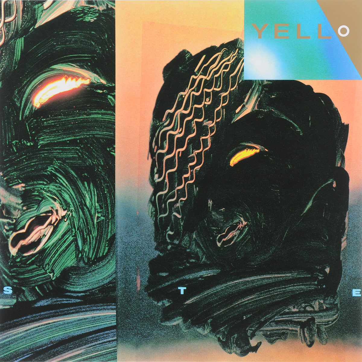 Side 1: Tracks 1-7Side 2: Tracks 8-13