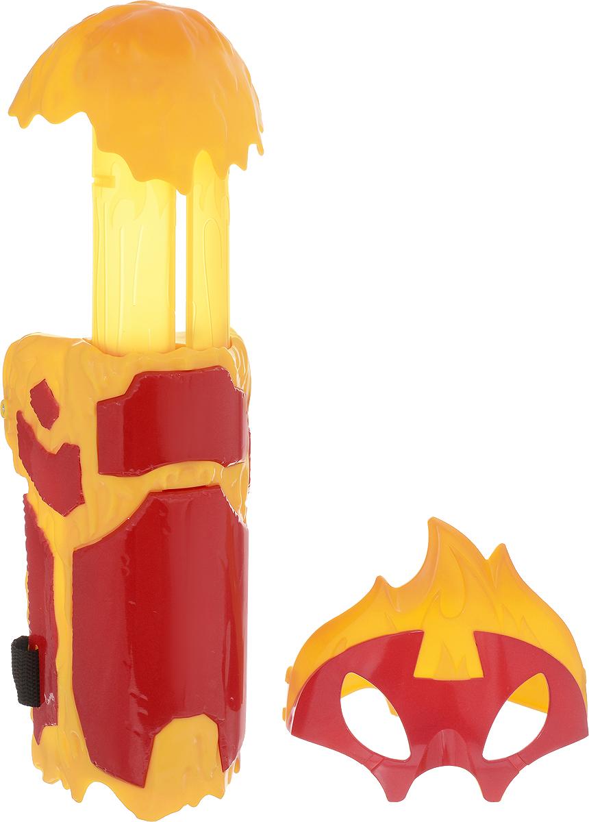 Ben 10 Боевое снаряжение Человек-огонь игрушки интерактивные ben 10 ben 10 часы омнитрикс