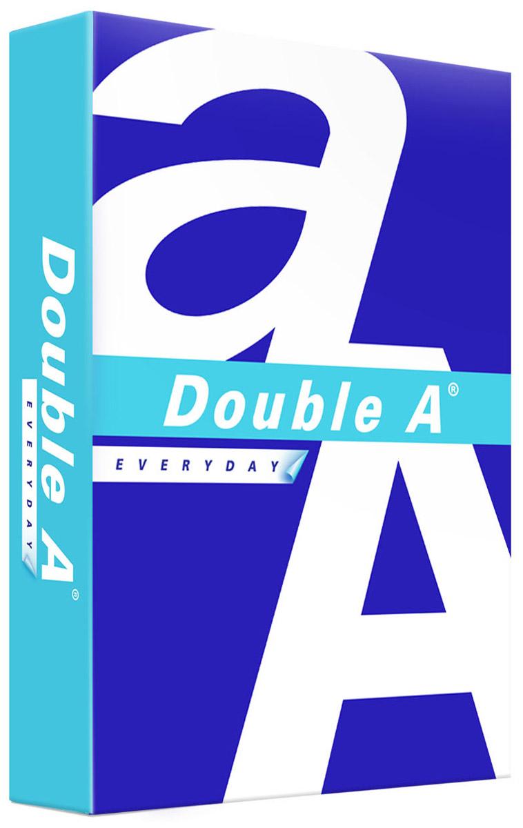 Double A Бумага для принтера форма А4 500 листовDA-A4-70-500Экологически чистая бумага из эвкалиптовой целлюлозы, произведенная по безхлорной технологии, с отбеливанием кислородным способом. Подходит для копирования, фотокопии, струйной, лазерной и офсетной печати. Плотность - 70 г/м2, белизна (CIE) -175%, непрозрачность 110%. 500 листов. Формат А4