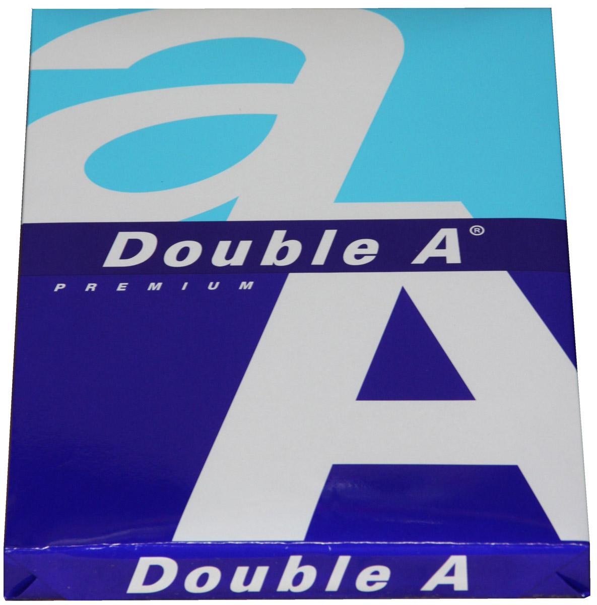 Double A Бумага для принтера формат А4 100 листовDA-A4-80-100Экологически чистая бумага из эвкалиптовой целлюлозы, произведенная по безхлорной технологии, с отбеливанием кислородным способом. Подходит для копирования, фотокопии, струйной, лазерной и офсетной печати. Плотность - 80 г/м2. Белизна (CIE) -175%. 100 листов. Формат А4
