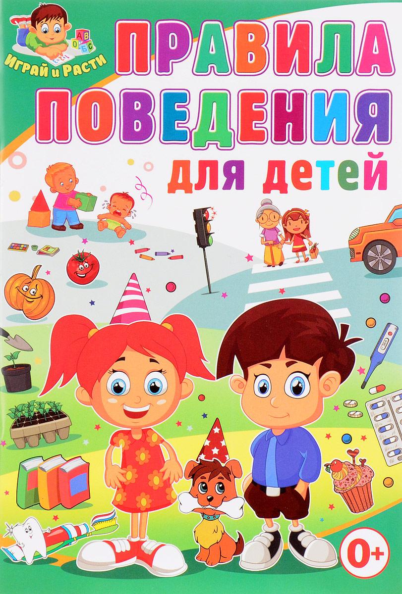 Тамара Скиба Правила поведения для детей тамара скиба правила поведения для детей
