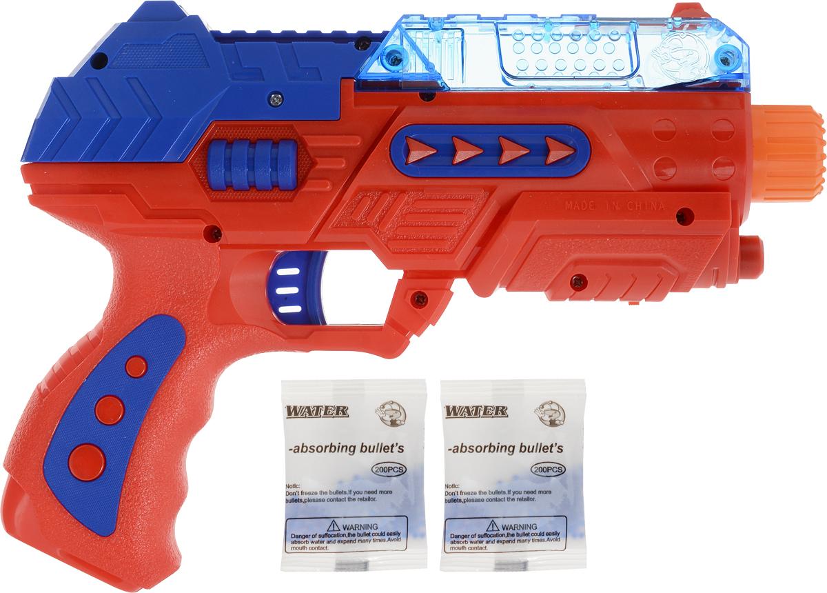 S+S Toys Пистолет с шариками цвет красный s s toys музыкальная игрушка пианино цвет розовый