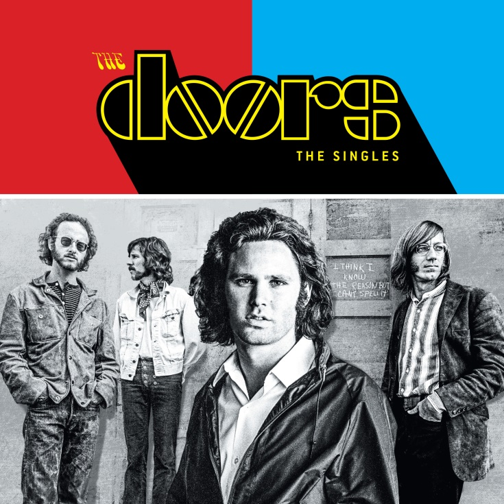 The Doors The Doors. The Singles (2 CD + Blu-Ray) cd диск the doors when you re strange a film about the doors songs from the motion picture 1 cd