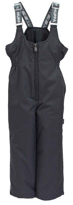 Брюки утепленные детские Huppa Flinn, цвет: темно-серый. 2176BASE-70018. Размер 1222176BASE-70018Утепленные детские брюки Huppa Flinn прямого кроя с завышенной грудкой выполнены из износостойкого полиэстера. Брюки застегиваются на высокую пластиковую молнию, на талии имеется вшитая эластичная резинка. Изделие дополнено светоотражающими элементами.