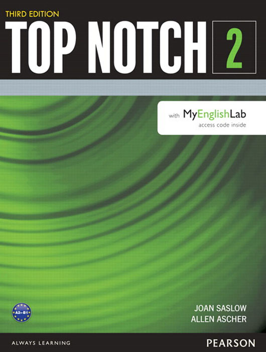 Top Notch 2 3rd Edition Student's Book and Workbook Pack v notch geo yoke smock top