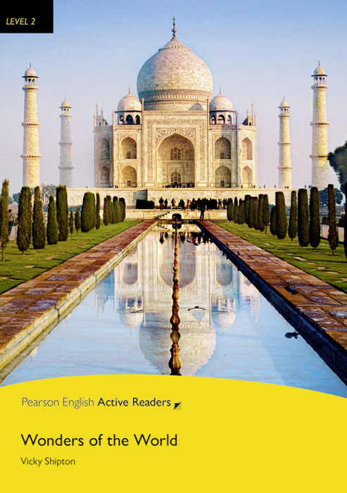 Wonders of the World Book and Multi-ROM with MP3 Pack: Level 2 atlas of the world picture book