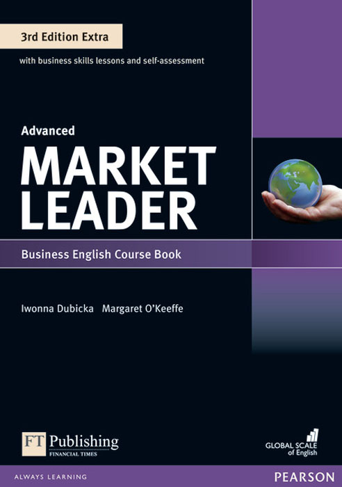 Market Leader 3rd Edition Extra Advanced Coursebook and MyEnglishLab Pin Pack straight to advanced digital student s book pack internet access code card