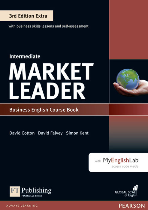 Market Leader 3rd Edition Extra Intermediate Coursebook+DVD-ROM business result skills for business studies комплект из 2 книг dvd rom