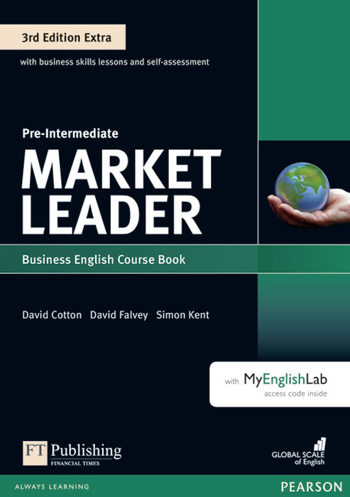 Market Leader 3rd Edition Pre-Intermediate Extra Coursebook+DVD-ROM get ready for business preparing for work student book 2