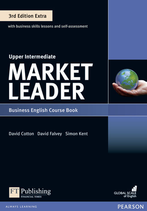 Market Leader: Upper Intermediate: Business English Course Book (+ DVD-ROM) new english file upper intermediate students book six level general english course for adults