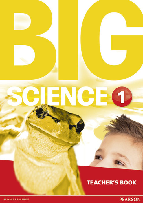 Big Science 1 Teacher's Book big science 1 student s book
