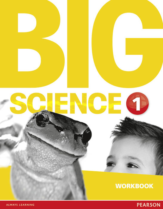 Big Science 1 Workbook see inside science