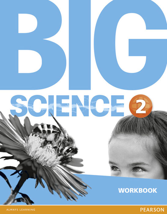 Big Science 2: Workbook see inside science