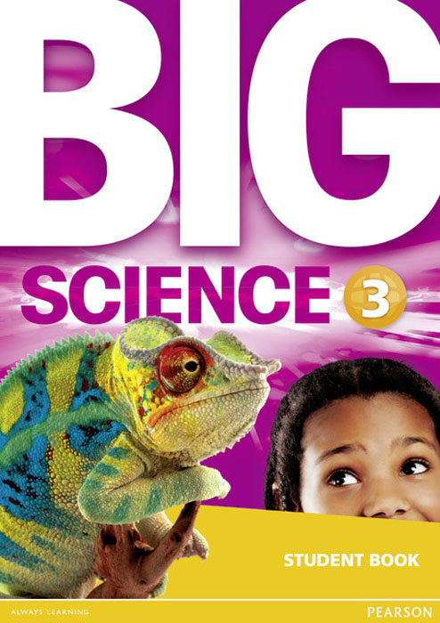 Big Science 3 Student Book see inside science