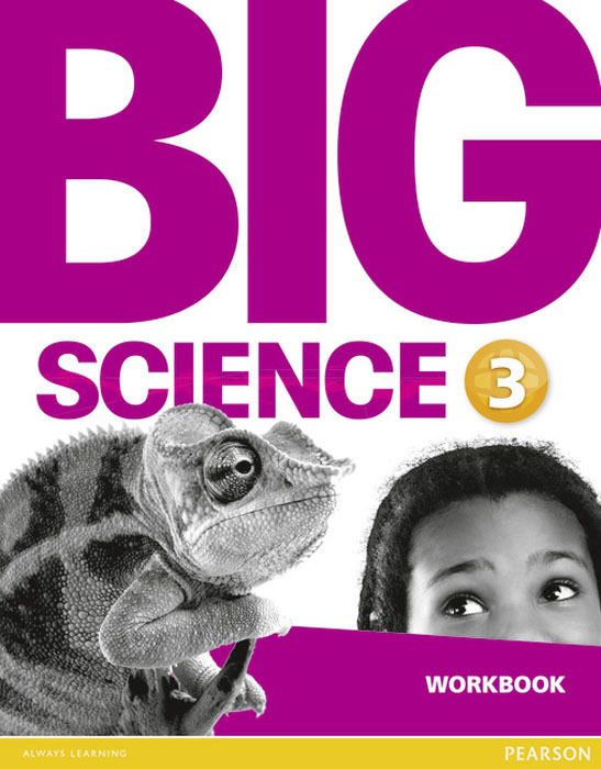 Big Science 3 Workbook see inside science