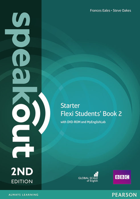 Speakout Starter Flexi Students' Book 2: with MyEnglishLab Pack: DVD-ROM speakout starter student s book with dvd myenglishlab 2ed
